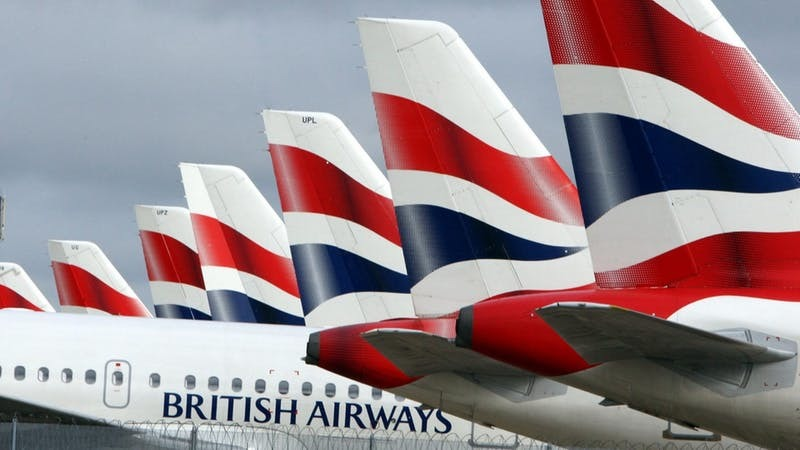 British Airways (PA)