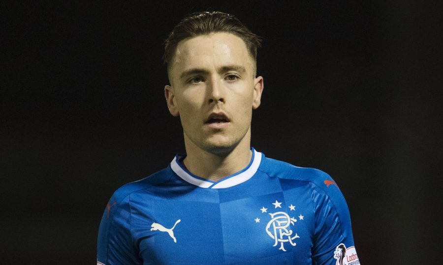Barrie McKay dropped by Rangers boss Pedro Caixinha