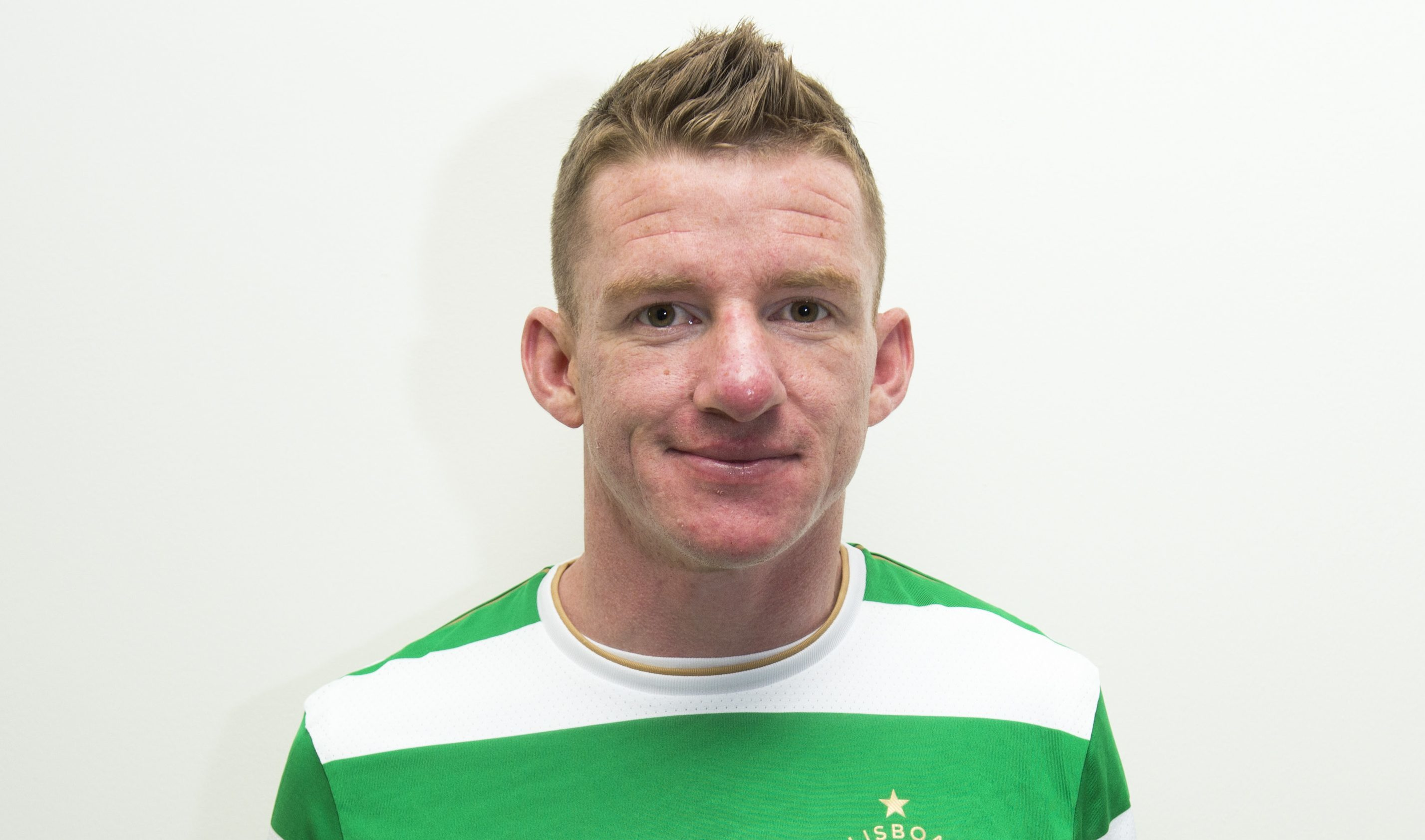 New Celtic signing Jonny Hayes (SNS Group / Craig Foy)