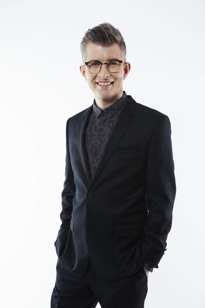 Gareth Malone (Tuesday's Child / Cody Burridge)