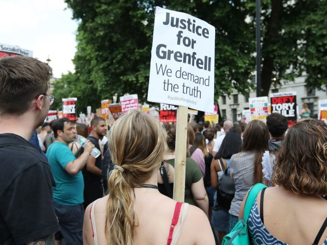 London fire: Jeremy Corbyn renews call to seize empty homes