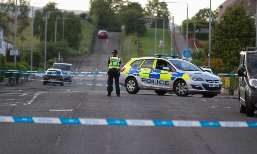 Woman killed and boy, 16, critical following attack in Paisley