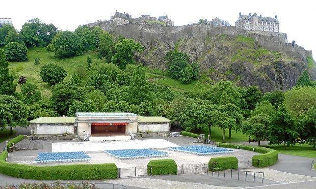 Edinburgh Bandstand