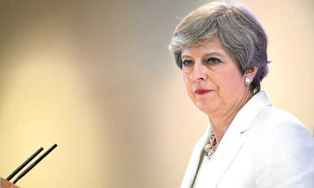 Prime Minister Theresa May (Leon Neal/Getty Images)
