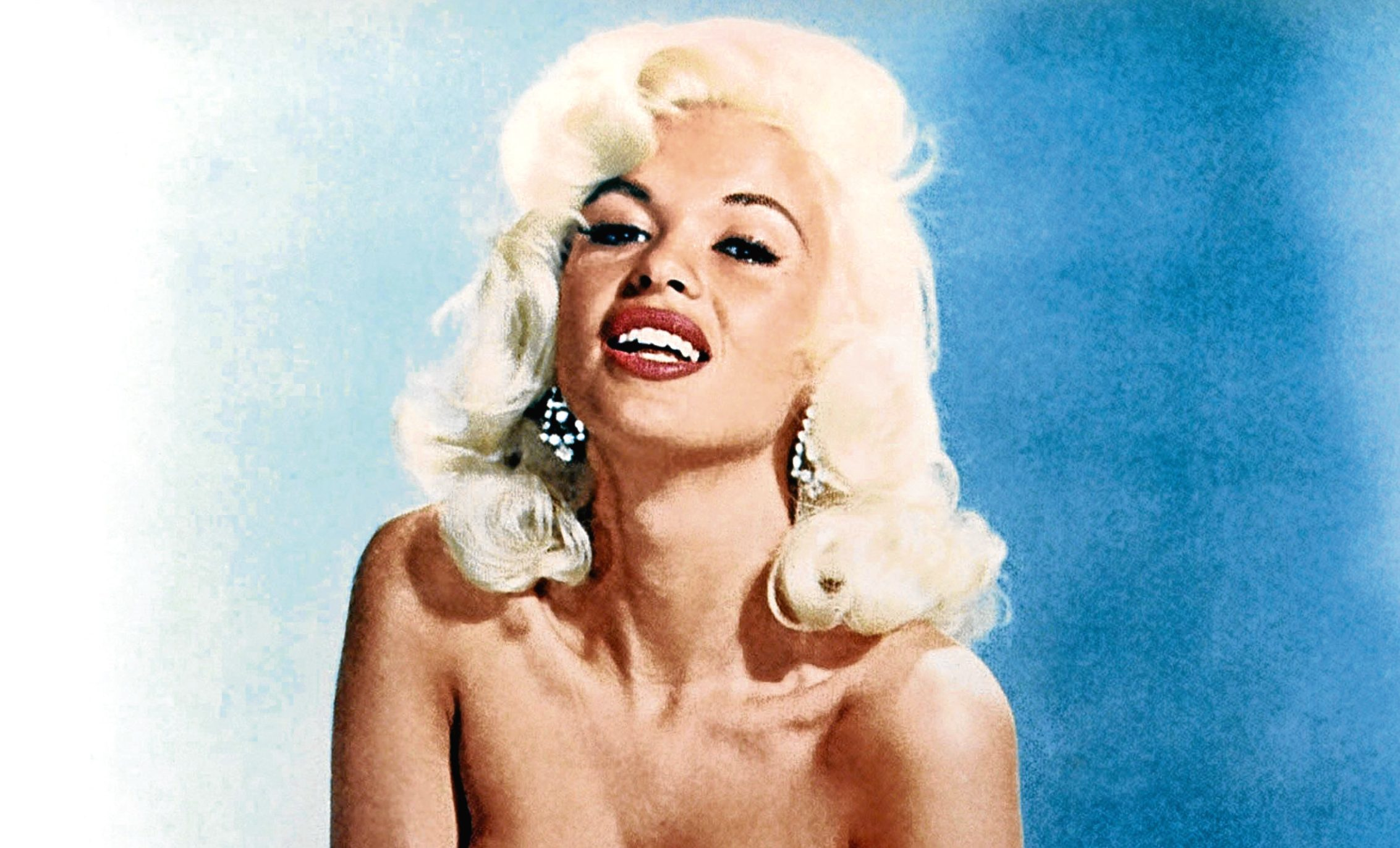 Hollywood film star Jayne Mansfield (Hulton Archive/Getty Images)