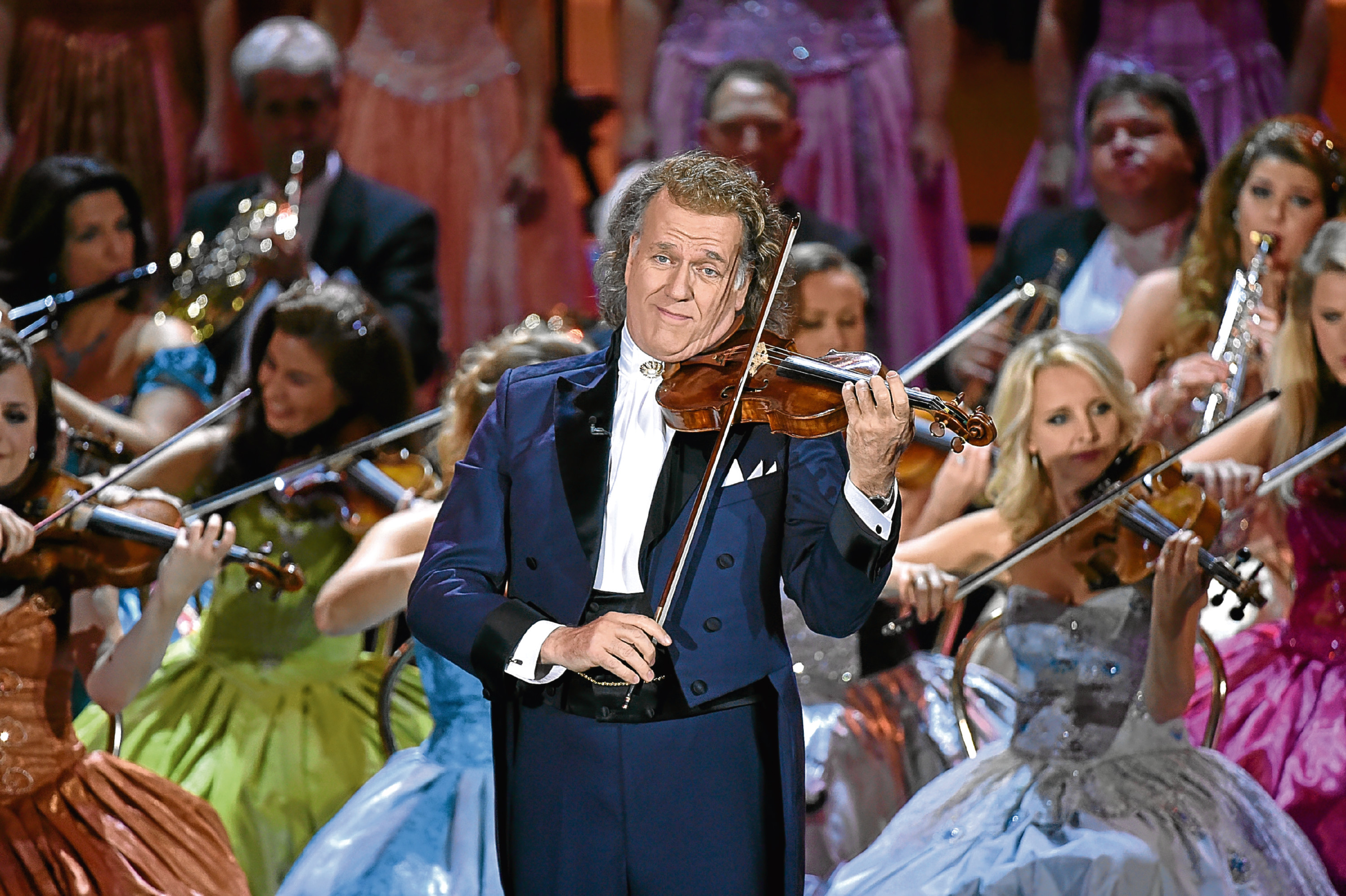 My orchestra's a hobby    a very expensive one, says Andre