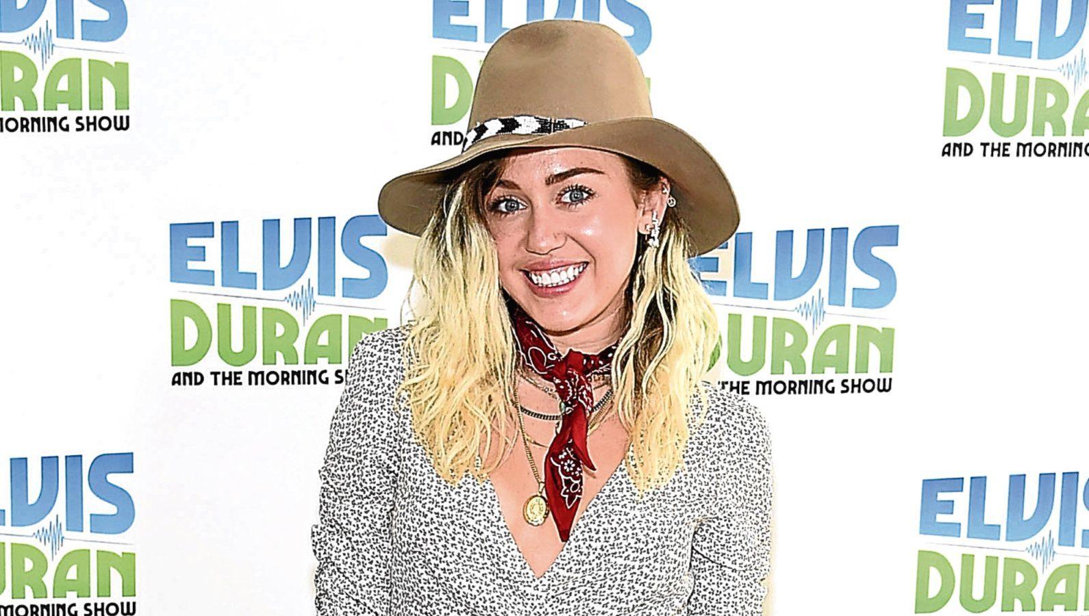 Miley Cyrus (Jamie McCarthy/Getty Images)