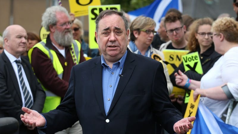 Names suggested for SNP Westminster leader