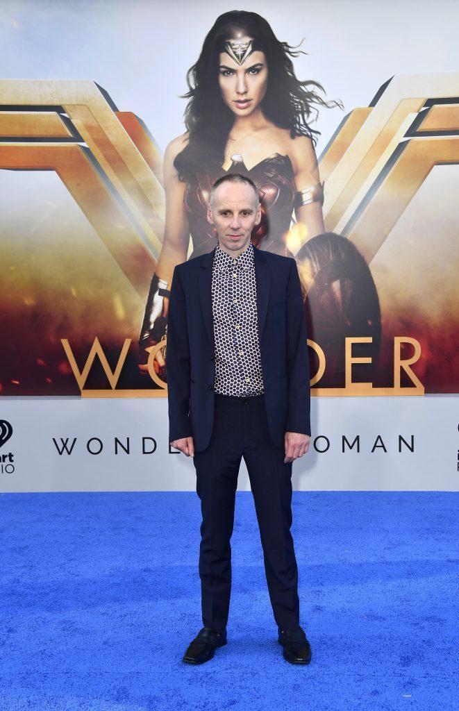 Ewen Bremner at the Wonder Woman premiere (Frazer Harrison/Getty Images)