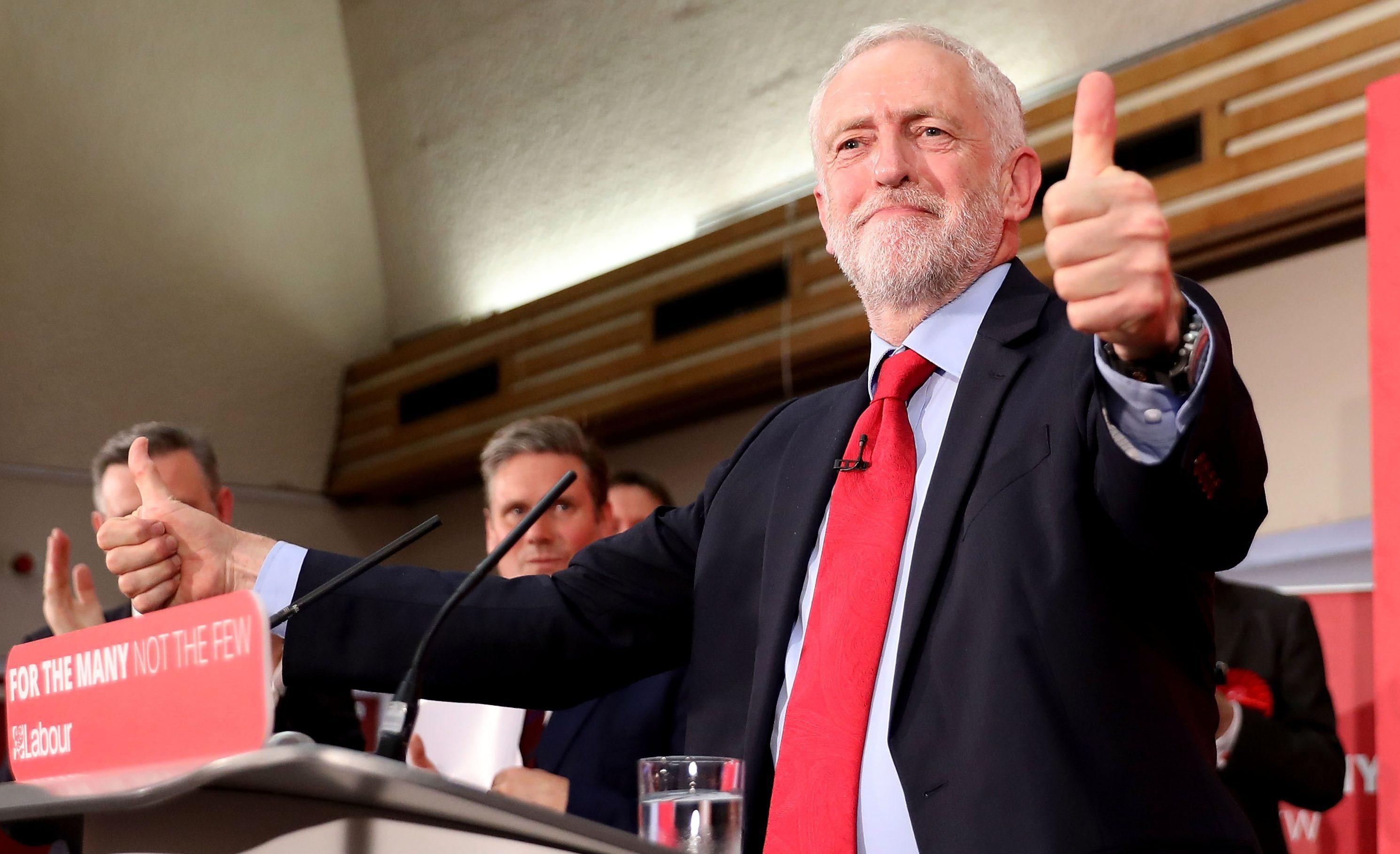 Jeremy Corbyn (Dan Kitwood/Getty Images)