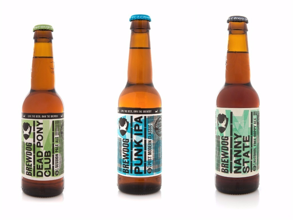 A bottle of Brewdog Punk IPA beer, as the company offer free pints to those who vote in the 2017 General Election (iStock)