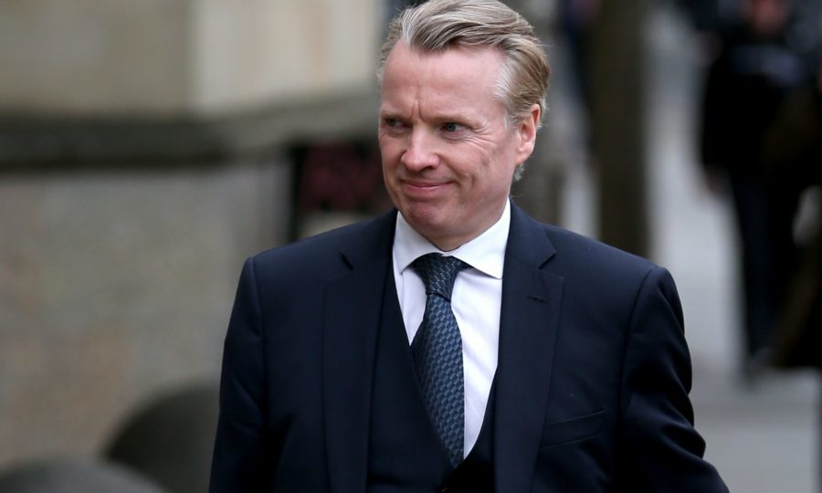 Former Rangers owner Whyte cleared of fraud