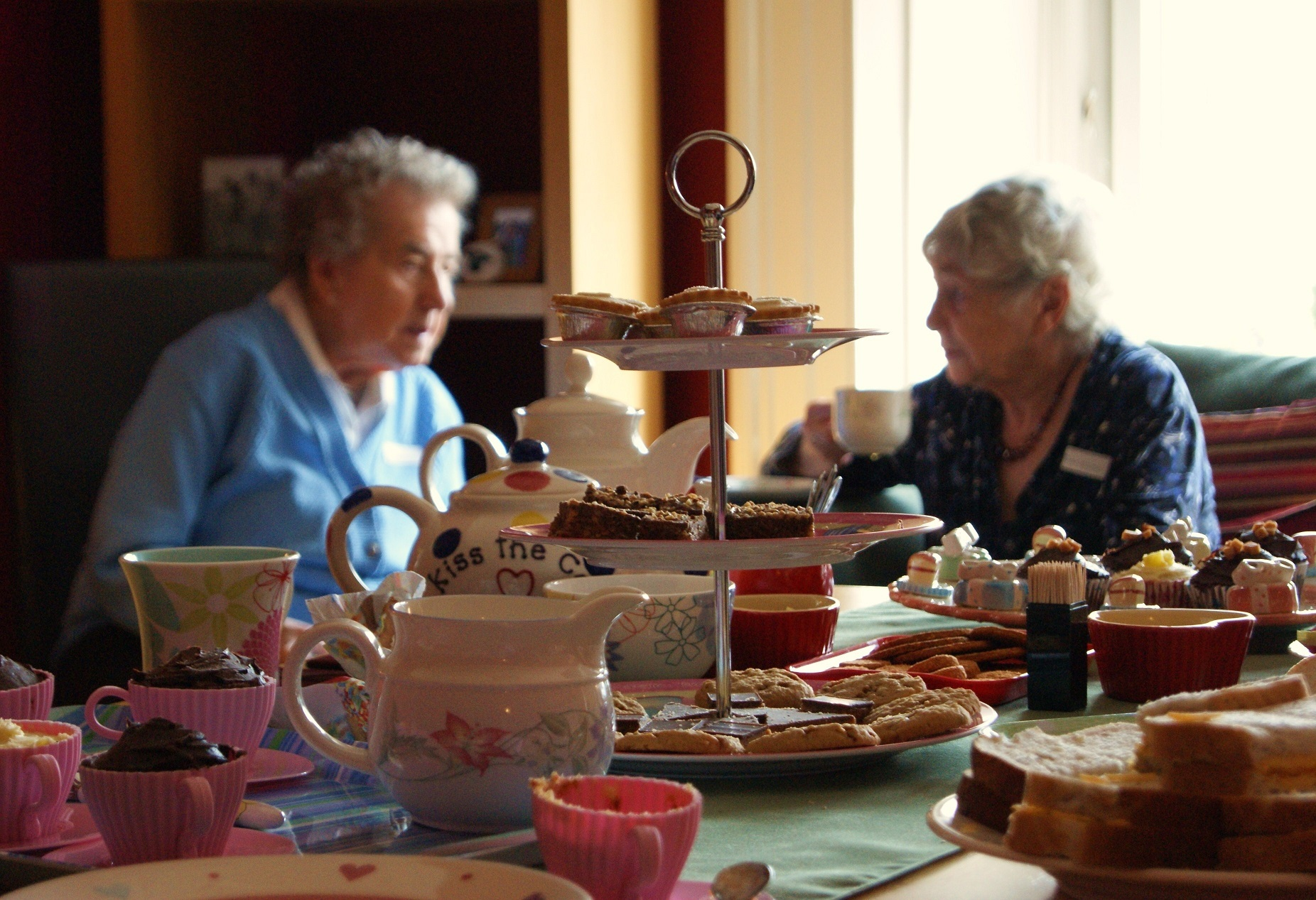 Greggs are offering free cakes and pastries for those hosting tea parties for the elderly (Contact the Elderly)