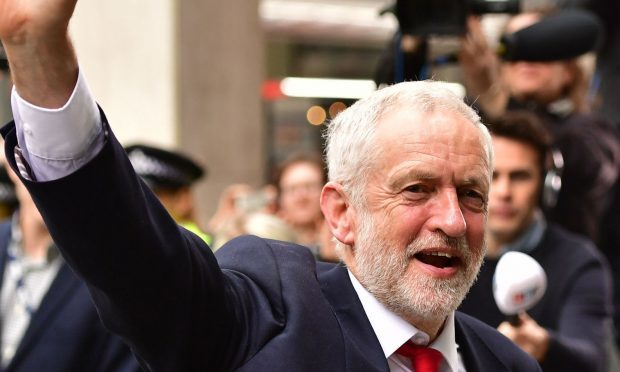 "Labour leader Jeremy Corbyn who has insisted ""I can still be prime minister"" as he vowed to fight Theresa May's attempt to run a minority government ""all the way"". (Dominic Lipinski/PA Wire)"