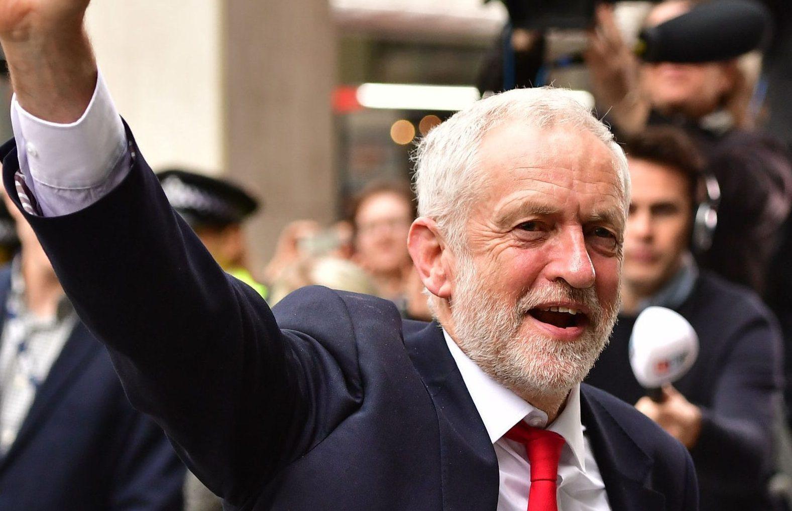 Labour leader Jeremy Corbyn (Dominic Lipinski/PA Wire)