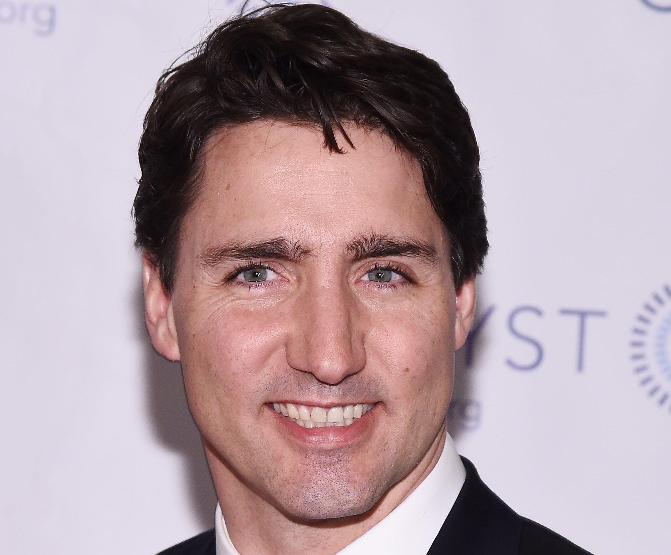Canadian Prime Minister Justin Trudeau will arrive in Edinburgh next week (Ilya S. Savenok/Getty Images)