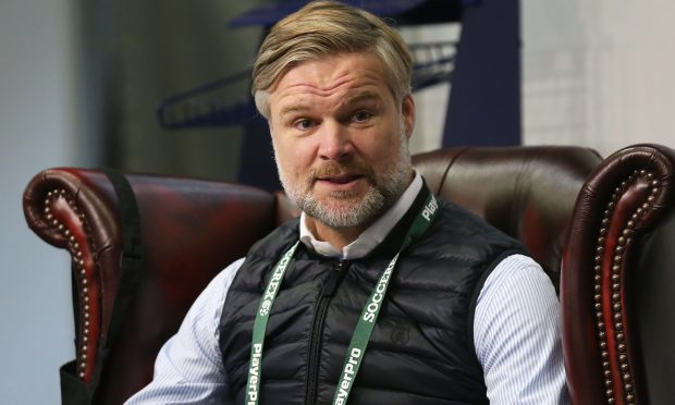 Former Fleetwood Town manager Steven Pressley (Barrington Coombs/Getty Images for Soccerex)