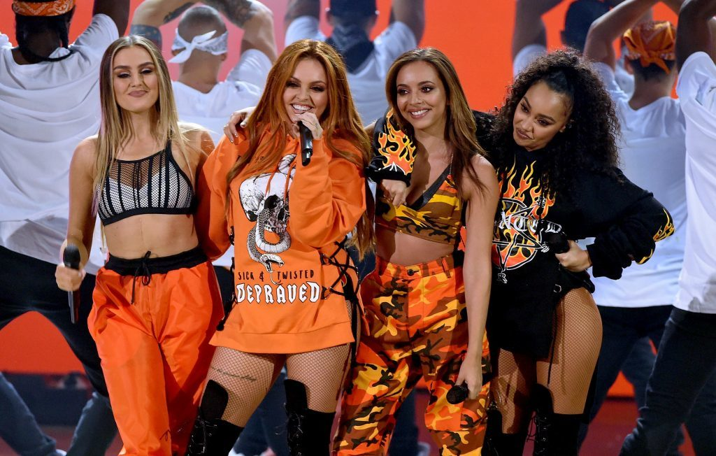 Girl band Little Mix (Kevin Winter/Getty Images)