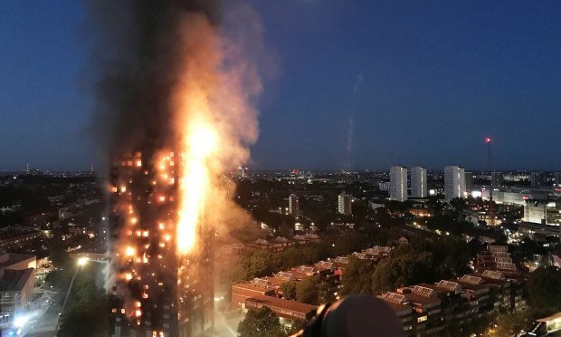 The Grenfell Tower disaster (Gurbuz Binici /Getty Images)