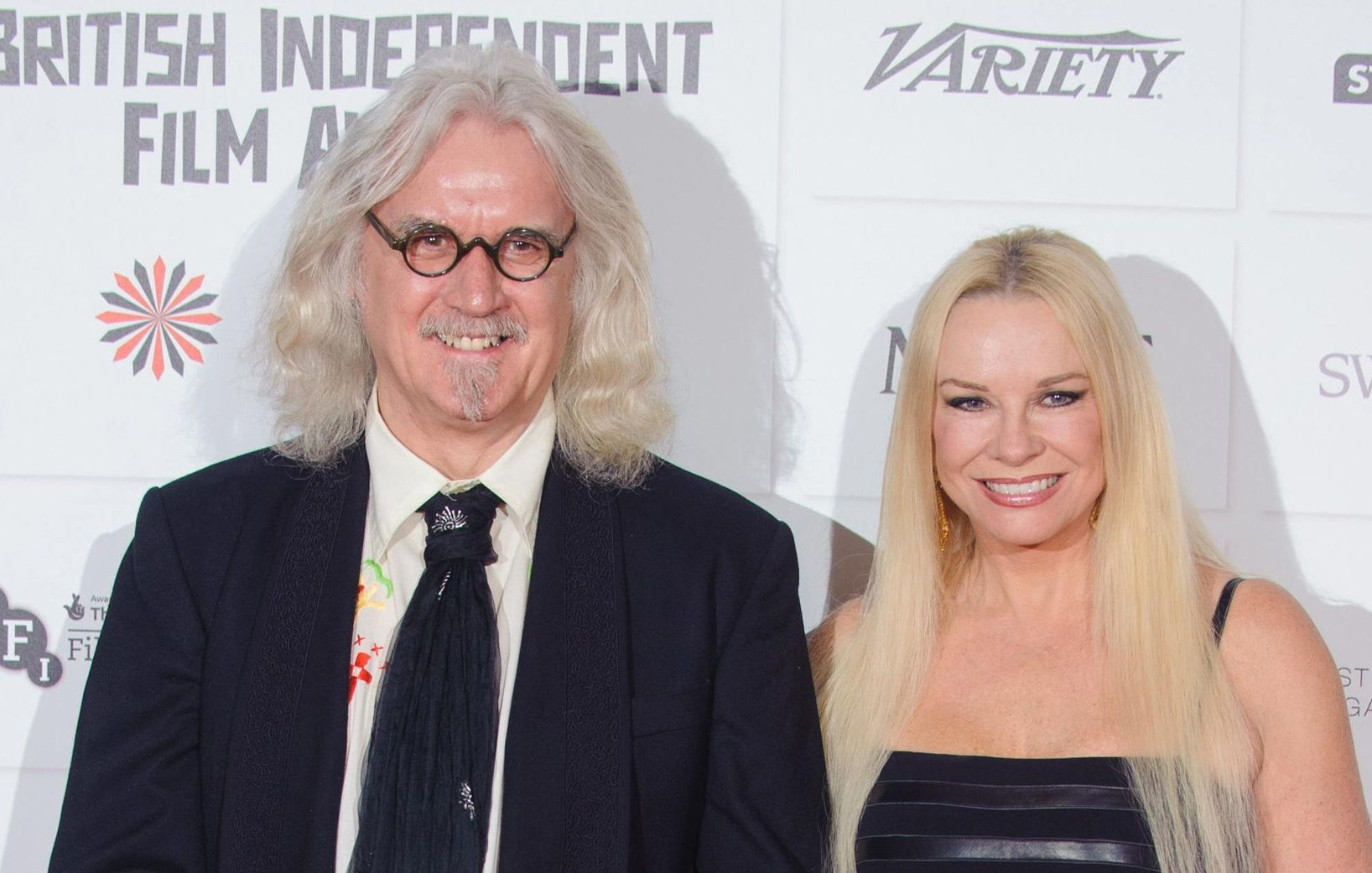 Billy Connolly and his wife Pamela Stephenson (Dominic Lipinski/PA Wire)