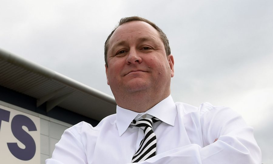 Mike Ashley offloads Rangers shares as fans increase Ibrox stake