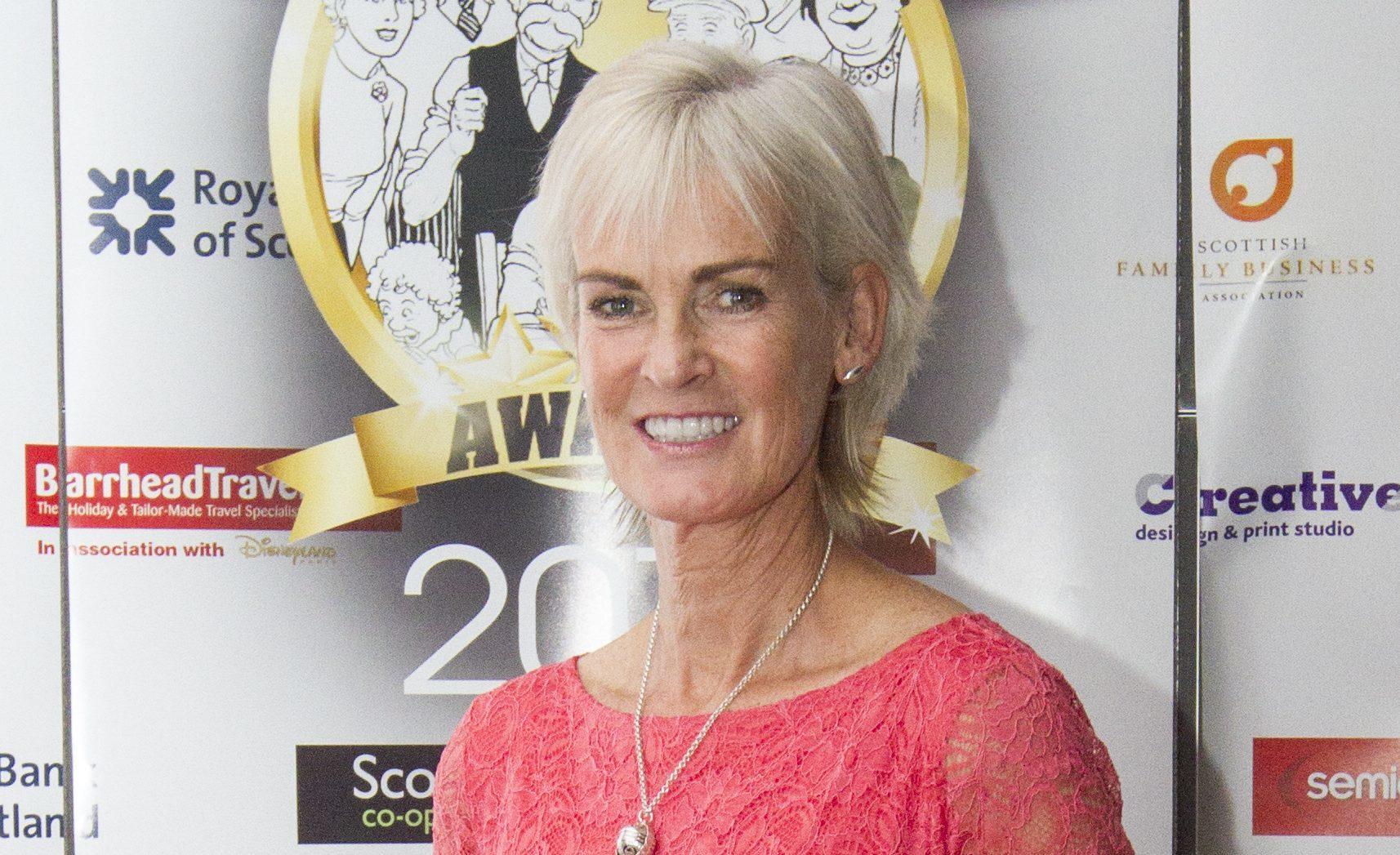 Judy Murray (Chris Austin / DC Thomson)
