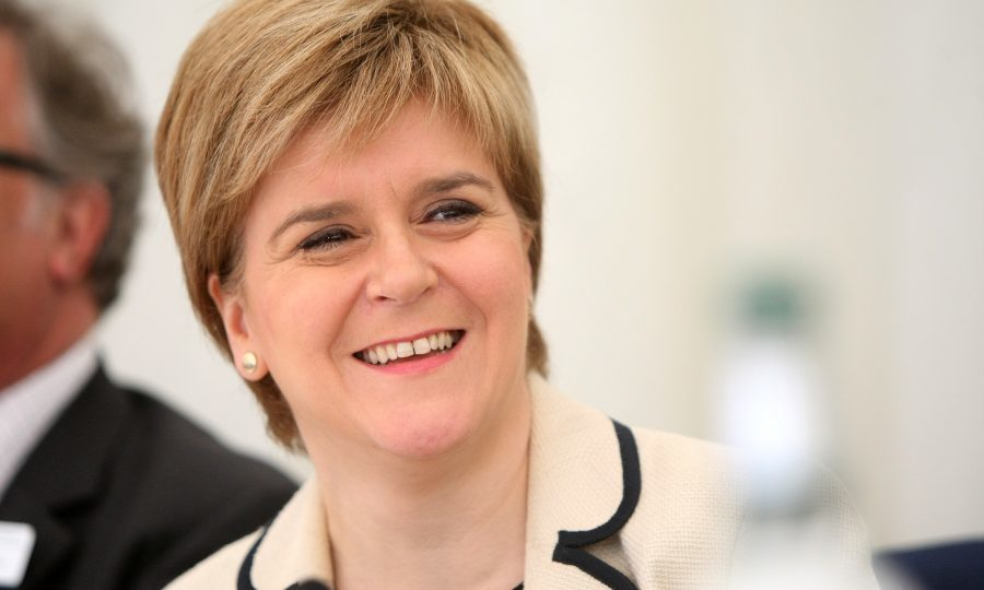 Nicola Sturgeon shelves plans for second Scottish referendum