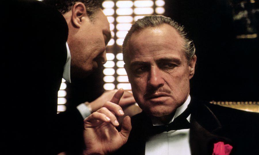 Marlon Brando in The Godfather (Allstar/PARAMOUNT)