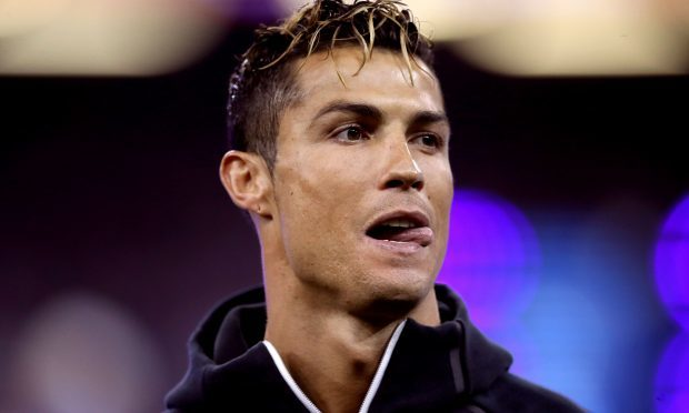 Cristiano Ronaldo (Nick Potts/PA Wire)