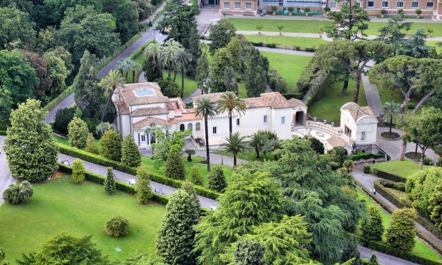 Vatican Gardens (Getty Images)
