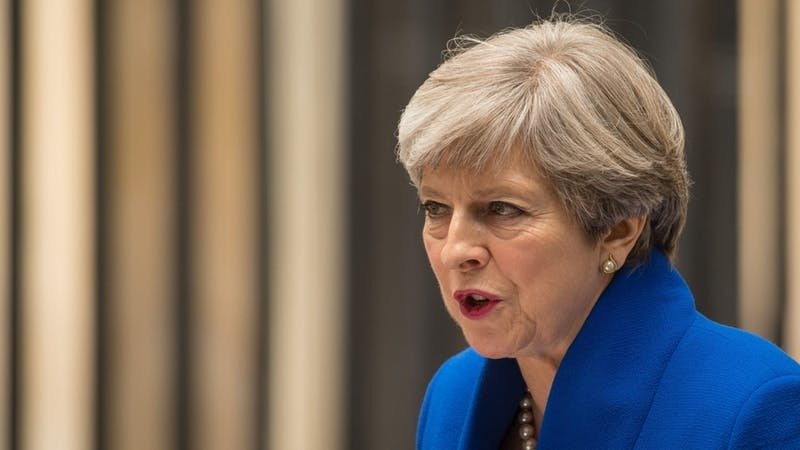 Prime Minister Theresa May (PA)