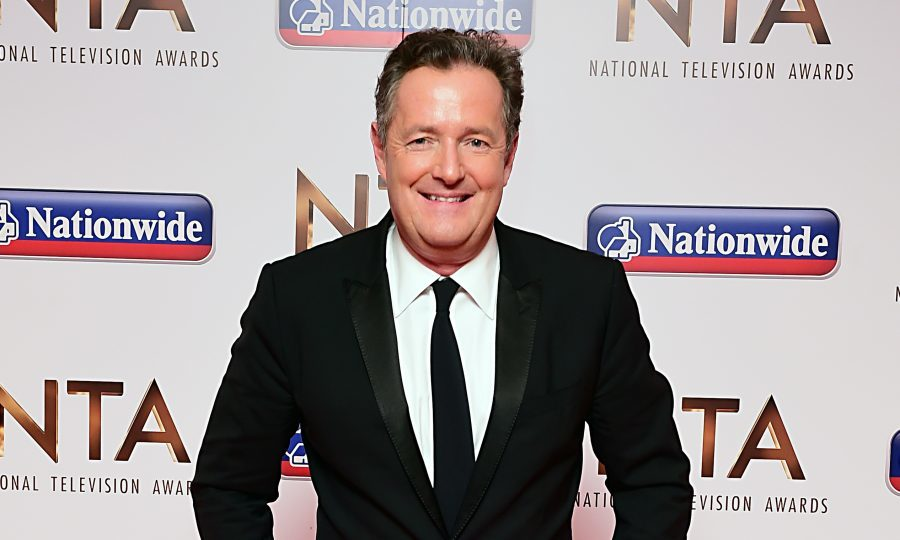 Female co-host takes down Piers Morgan