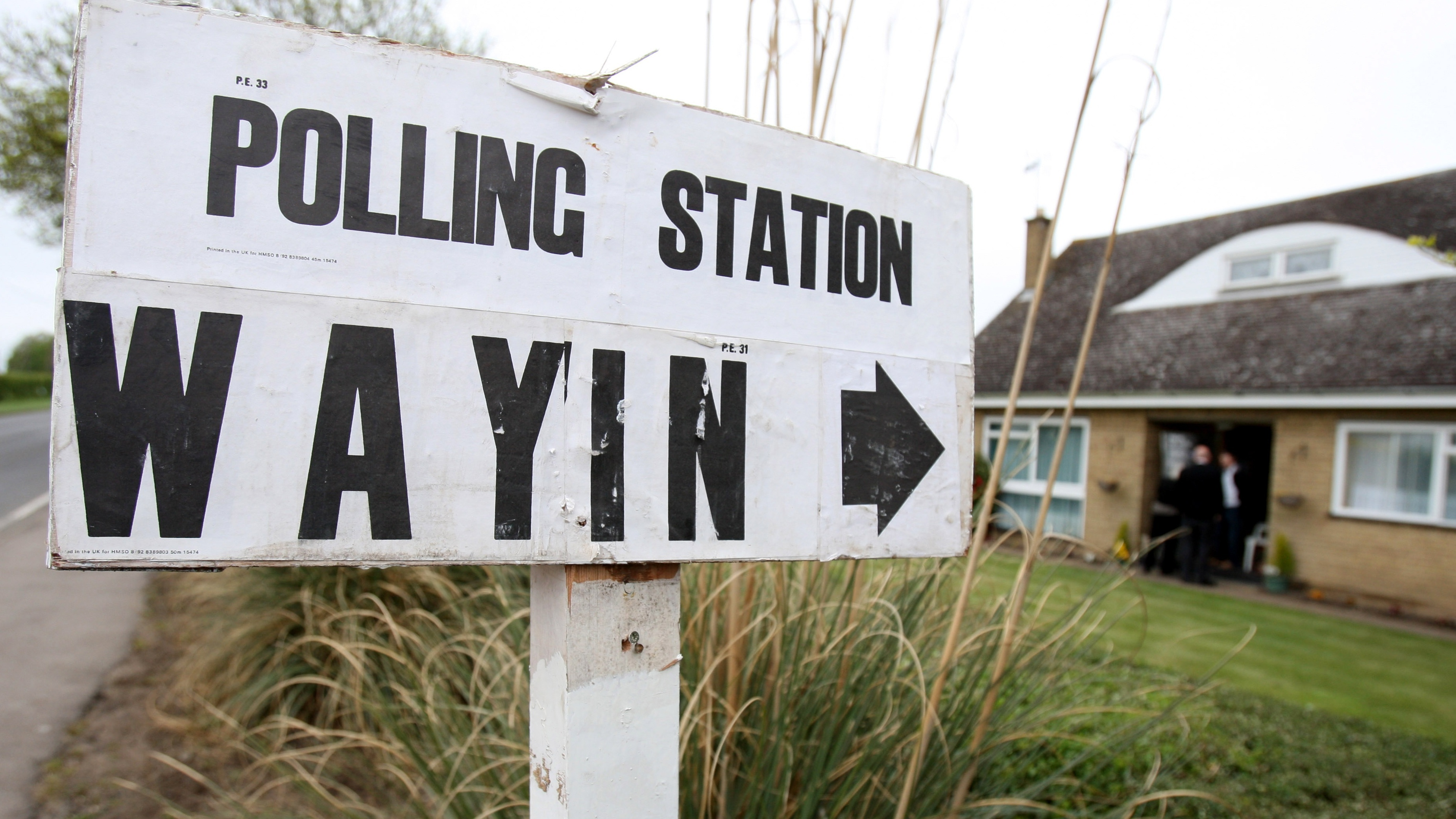 Voting for the General Election opens tomorrow (PA)