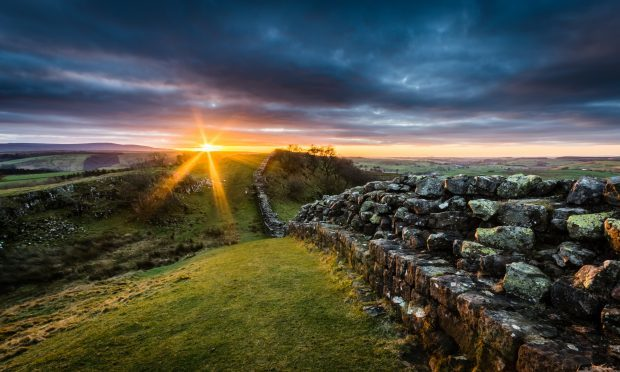 Hadrian's Wall (Getty Images)