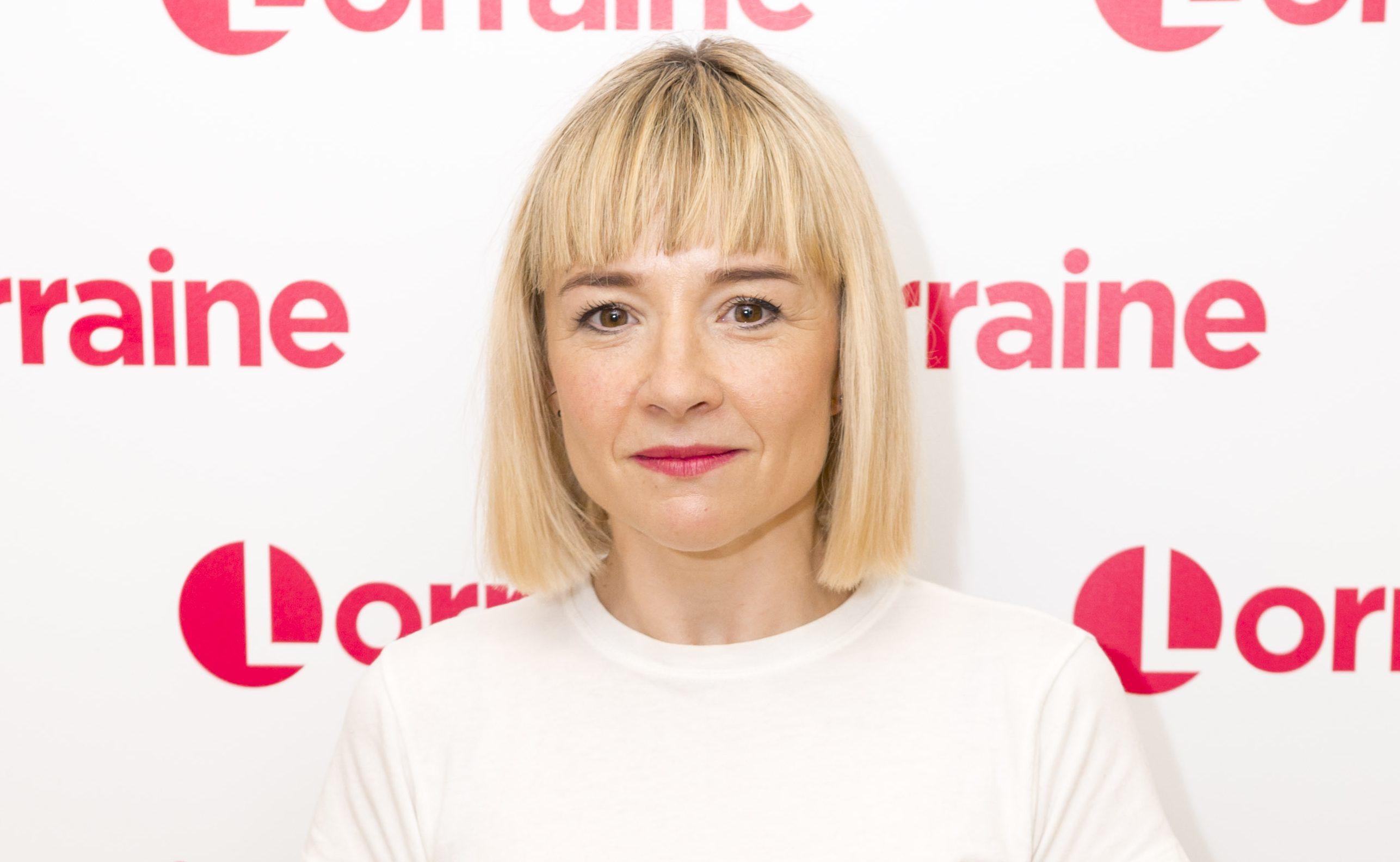 Rebecca Callard (Ken McKay/ITV/REX/Shutterstock)