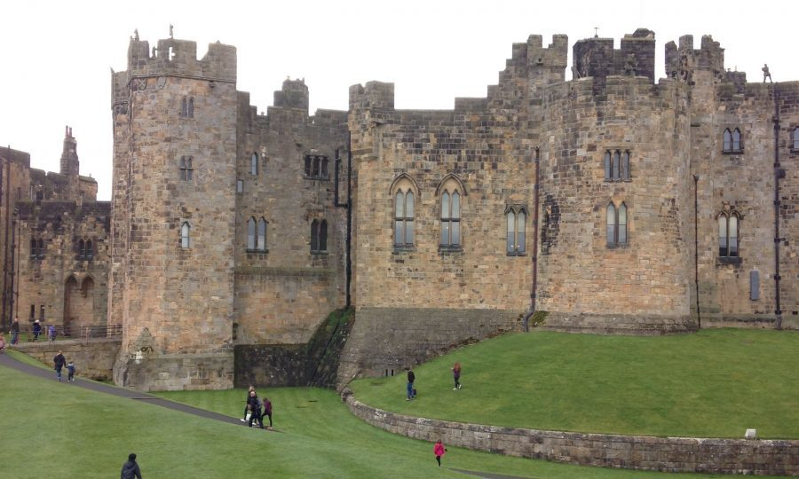 Alnwick Castle (Ella Walker)