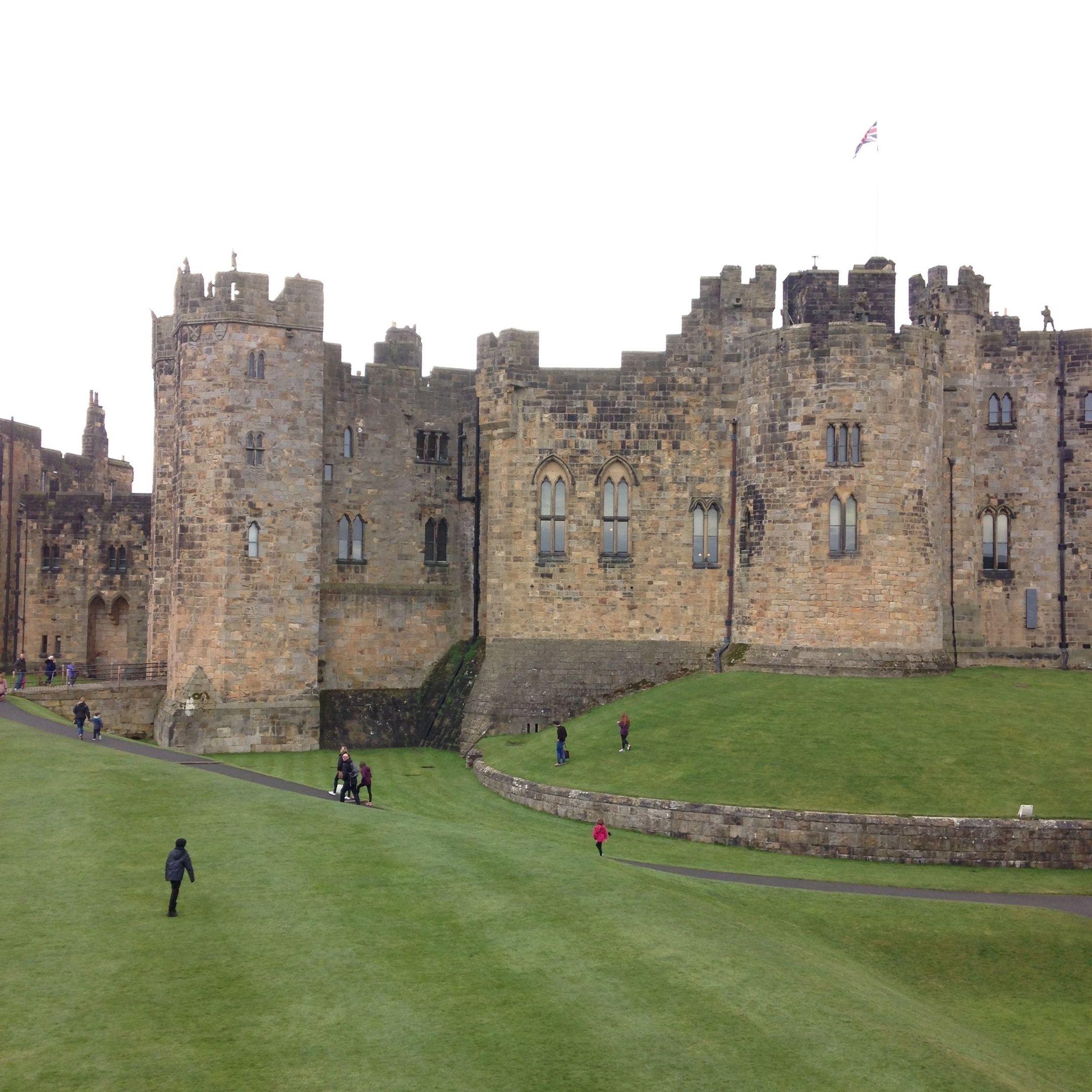 Alnwick Castle (Ella Walker)