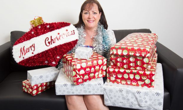Linda Drummond has already finished her Christmas Shopping and its only July