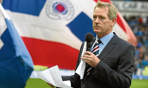 Rangers chairman Dave King (Martin Rickett/PA Wire)