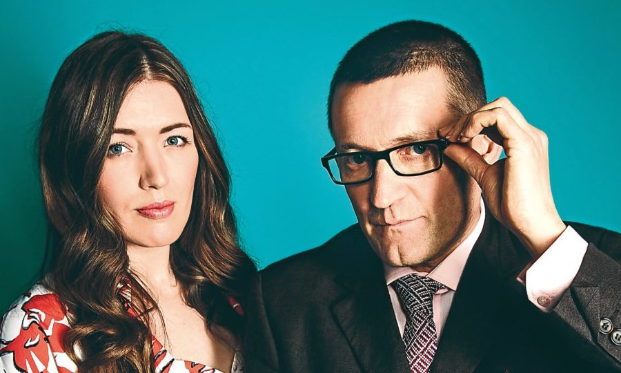 Paul Heaton and Jacqui Abbot, former Beautiful South members (Andrew Whitton)