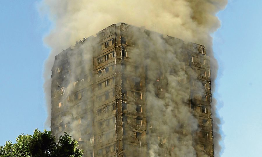 Stripping buildings of their cladding 'is actually increasing the risk of fire'