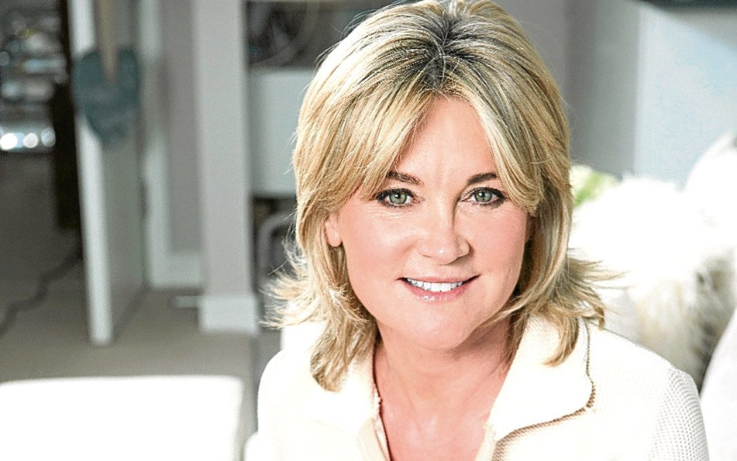 Anthea Turner (Pic: Alison Webster)