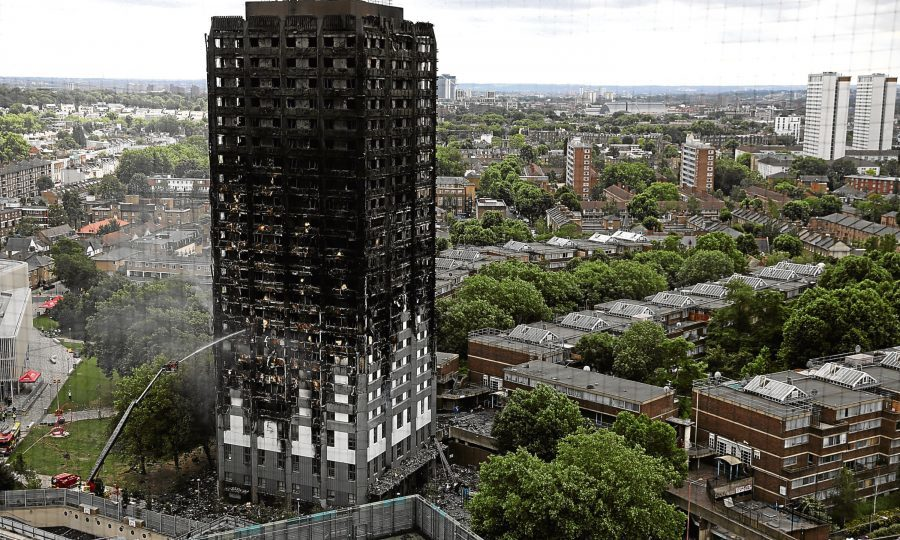 Grenfell Tower (Dan Kitwood/Getty Images)