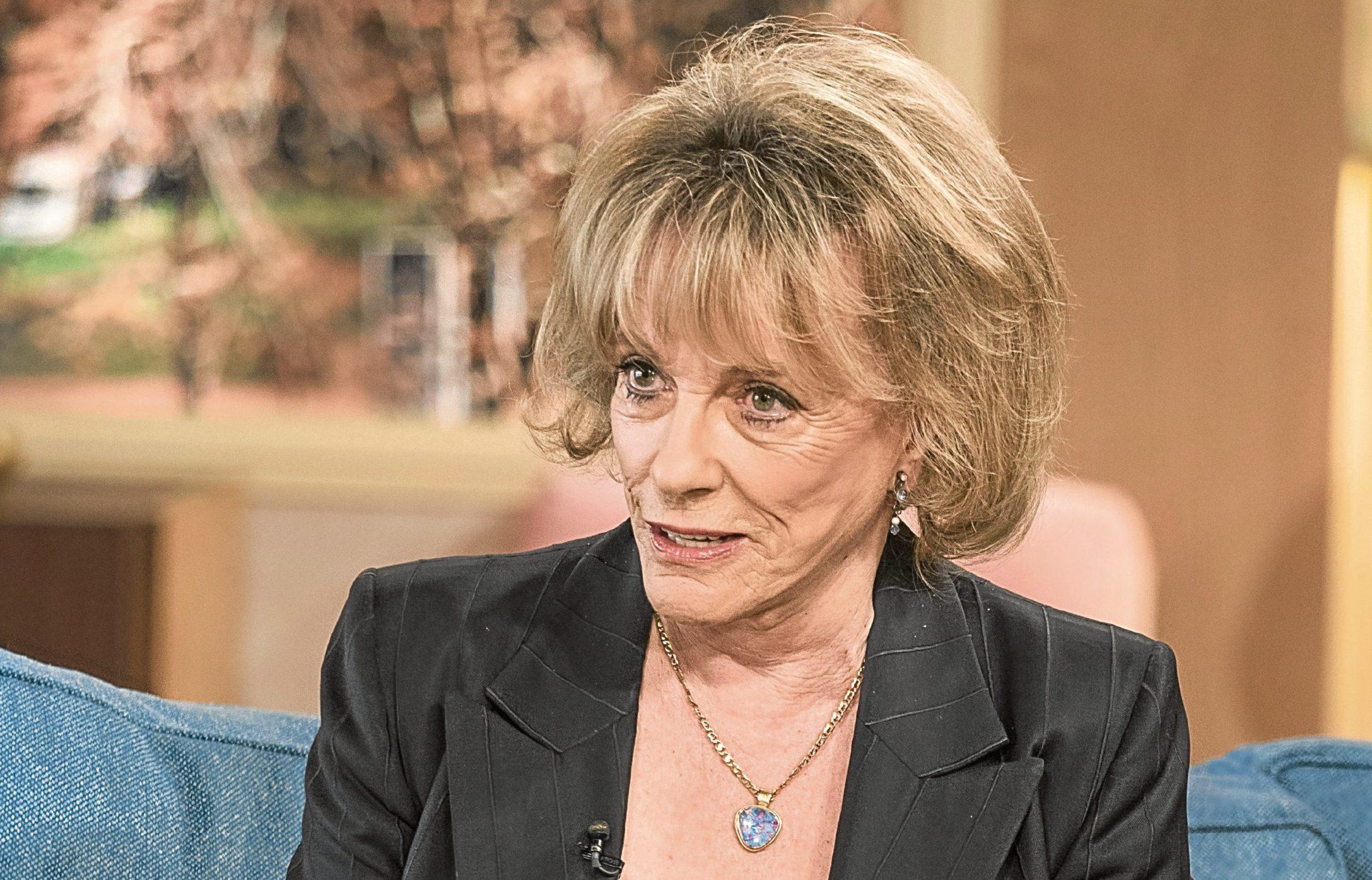 Dame Esther Rantzen (Ken McKay/ITV/REX/Shutterstock (5389302s)