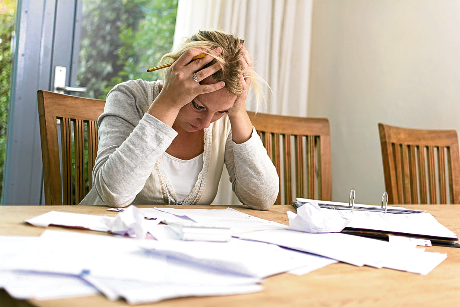 Lots of Brits get hit by overdraft charges (iStock)