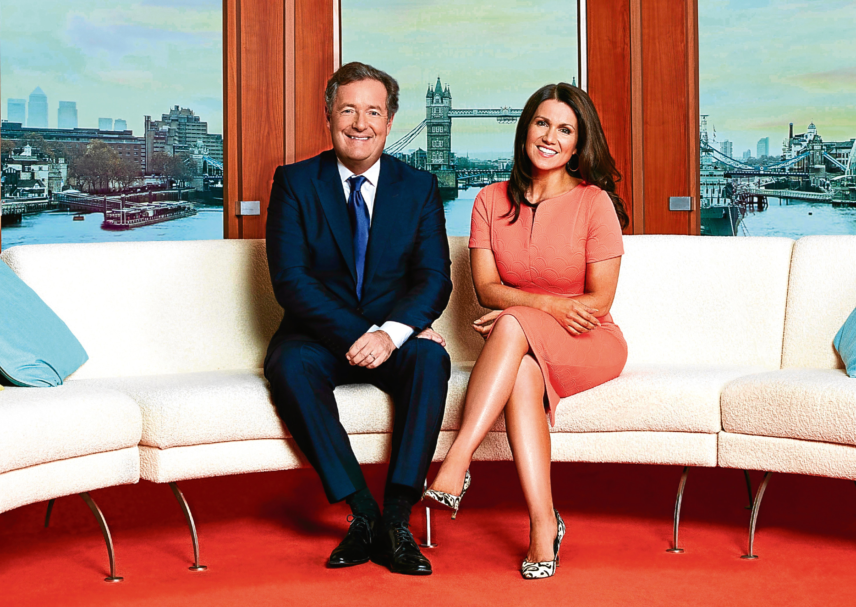 Debate: Does 'that wally' Piers Morgan beat stodgy BBC in the