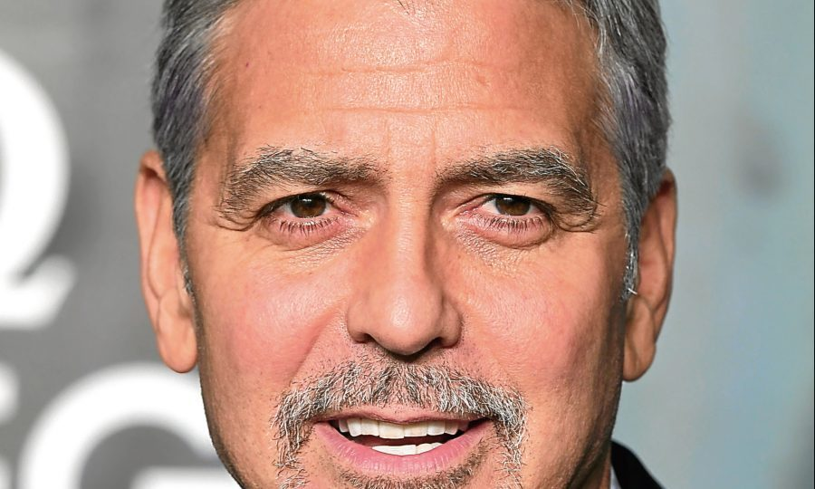 George Clooney Sues Paparazzi for Intrusive Photos of Twins