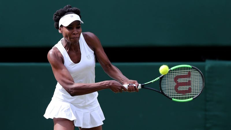Venus Williams (PA)