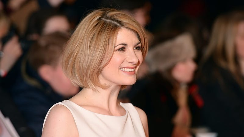 Jodie Whittaker will play the first ever female Doctor Who