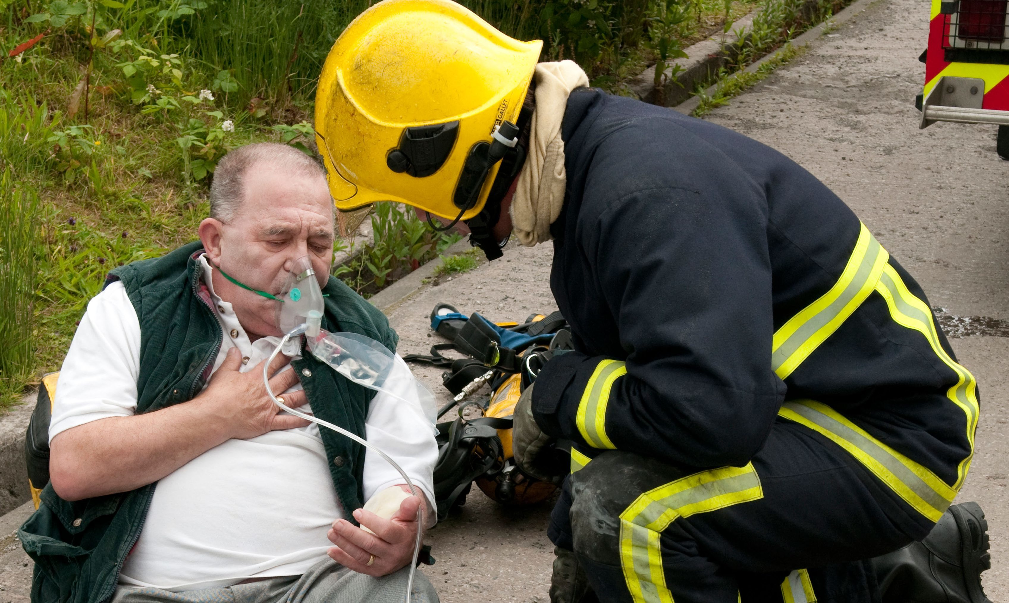 Firefighters could be set for increased duties (Alamy)